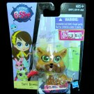 Littlest Pet Shop Yorkie Dog LPS Toy Collectible Figure Yorkshire Terrier Puppy Terri Bowman