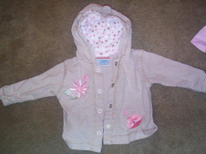 infants girls 0-6 months