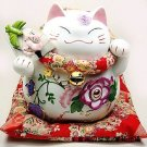 A0041 - Japanese Lucky Cat Genuine Tao Yue Tang Piggy Bank