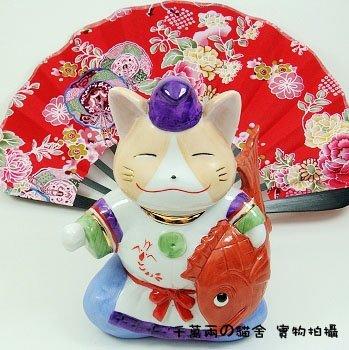 A0082 - Genuine Japanese Lucky Cat Hall of the Lok Ebisu