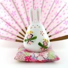 A0094 - Japan Genuine Tao Yue Tang ceramic dye う さ の ぎ Rabbit