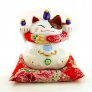 A0086 - Japan Genuine Lok Tong Cattery color aubergine