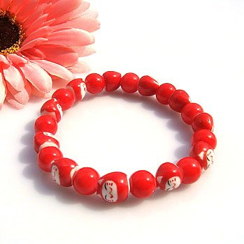 A0101 Japanese Genuine Lok Tong Candy bracelet (Red)