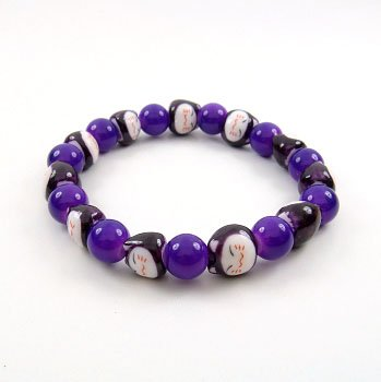 A0105-Japanese Genuine Lok Tong candy bracelet (Purple)