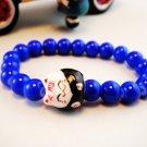 A0113-Japan Genuine Tao Yue Tong Bracelet (Blue)