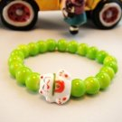 A0114-Japan Genuine Tao Yue Tong Bracelet (Apple Green)