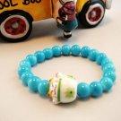 A0119-Japan Genuine Tao Yue Tong Bracelet (Light Blue)