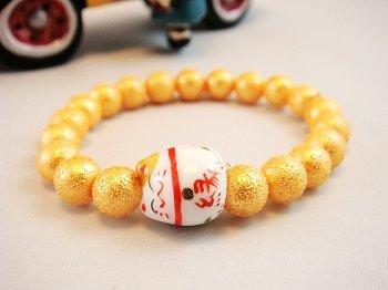 A0138-Japanese Genuine Pearl wrinkles (Yellow)