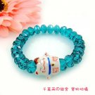 A0140 - Genuine Japan Crystal Bracelet (Blue Green)