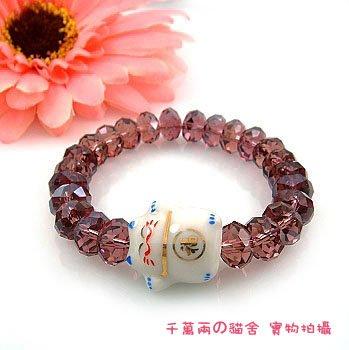 A0141 - Genuine Japan Crystal Bracelet (Red)