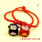 A0148-Japanese Lucky Cat  Bracelet