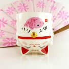 A0196 - Japanese Lucky Cat Ceramic cup