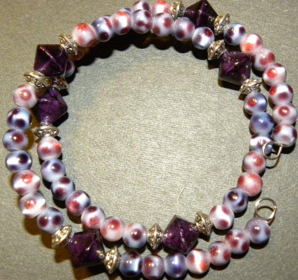 Purple Princess Bracelet