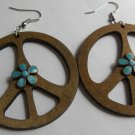 Peace Earrings