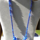 Berry Blue Necklace