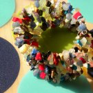 Confetti Gemstone Chip bracelet