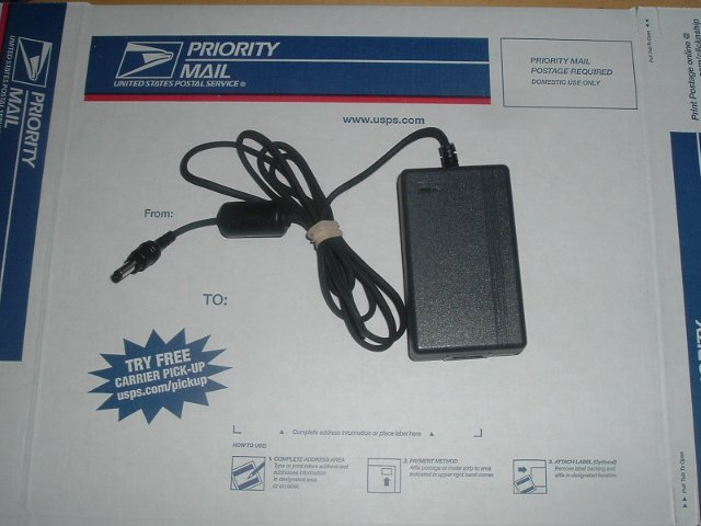 LIEN Electronics LE-9702A AC adapter power supply