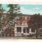 Vtg GOOD SAMARITAN HOSPITAL Lexington KY Postcard F79