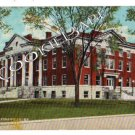 Vtg Early PINEVILLE, KY COURTHOUSE Unused Postcard F26