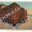 1913 FORT PITT HOTEL, Pittsburgh PA Vtg Postcard F16