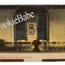 1912 RPPC MICHIGAN STATE PRISON Chapel Postcard 101