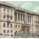 1909 New COURT HOUSE BALTIMORE MD Postcard F43