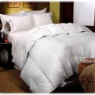 Oversized 370 TC Supima GOOSE DOWN COMFORTER TWIN SIZE