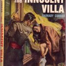 The Innocent Villa, Conrad, Vintage Paperback Book, International Drama, Avon #537
