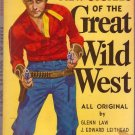 The Great Wild West, Vintage Paperback Book, Avon #194, Western