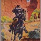 Gold of Smoky Mesa, Vintage Paperback Book, Signet #704, Western