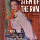 The Sign of the Ram, Ferguson, Vintage Paperback Book, Mystery, Bantam #158