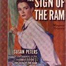 The Sign of the Ram, Ferguson, Vintage Paperback Book, Mystery, Bantam #158