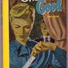 Only the Good, Collins, Vintage Paperback Book, Bantam #147, Murder Mystery