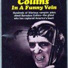 Barnabas Collins In A Funny Vein, Vampires, Vintage Dark Shadows Paperback Book