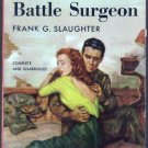 Battle Surgeon, Slaughter, Vintage Paperback, Romance, War, Perma Books #P-195