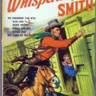 Whispering Smith, Frank H. Spearman, Western, Vintage Paperback Book, Popular Library #185