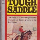 Tough Saddle, Matt Stuart, Vintage Paperback, Pocket Books #6066, Western