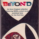Beyond, Theodore Sturgeon, Vintage Paperback Book, Avon #T-439, Science Fiction