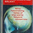 Mind Partner, H.L. Gold, Vintage Paperback Book, Perma M-4287, Science Fiction