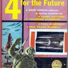 4 For the Future, Vintage Paperback Book, Pyramid #G-434, Science Fiction