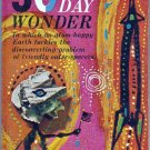 30 Day Wonder, Wilson, Vintage Paperback Book, Ballantine #434-K, Science Fiction