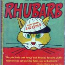 Rhubarb, the Cat, Smith, Vintage Paperback, Pocket Books #695, Baseball Humor
