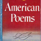 The Pocket Book of American Poems, Vintage Paperback, #529, Poetry