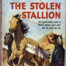 The Stolen Stallion, Max Brand, Vintage Paperback, Pocket Book #509, Western