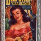 Bad Girl, Vina Delmar, Vintage Paperback Book, Avon #81, Romance