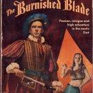 The Burnished Blade, Schoonover, Vintage Paperback Book, Bantam #A-903, Adventure