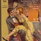 King of Paris, Guy Endore, Vintage Paperback Book, Cardinal # GC-42, Biography