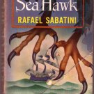 The Sea Hawk, Sabatini, Vintage Paperback Book, Popular Library #91, Classics, Pirates, Adventure