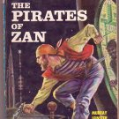 The Pirates of Zan, Murray Leinster, Vintage Paperback Book, Ace # D-403, Science Fiction, PBO