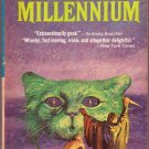 The Green Millenium, Fritz  Leiber, Vintage Paperback Book, Ace #30300, Science Fiction